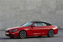Car review: BMW 640d Convertible