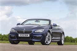 Car review: BMW 6 Series Convertible