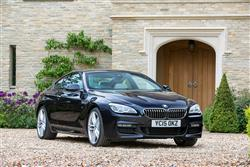 Car review: BMW 6 Series Coupe