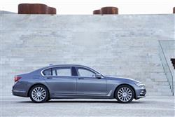 BMW 7 SERIES DIESEL SALOON 730d 4dr Auto