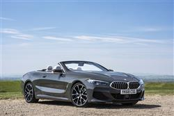 Car review: BMW 8 Series Convertible