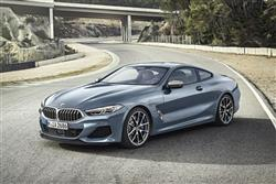 Car review: BMW 8 Series Coupe