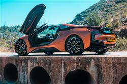 Car review: BMW i8