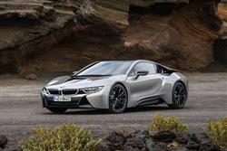 Car review: BMW i8 Coupe
