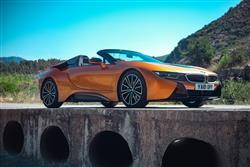 Car review: BMW i8 Roadster