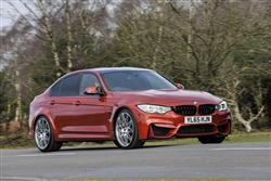 Car review: BMW M3