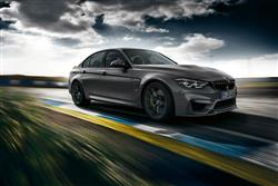 Car review: BMW M3 CS