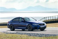 Car review: BMW M5