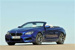 Car review: BMW M6 Convertible