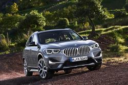 Car review: BMW X1