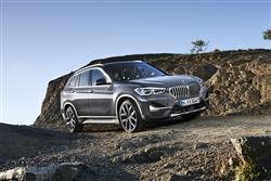 Car review: BMW X1 xDrive 20d