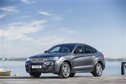 Car review: BMW X4 xDrive20d