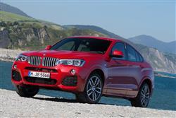 Car review: BMW X4 xDrive 35d