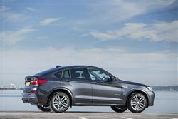 BMW X4 DIESEL ESTATE xDrive30d M Sport 5dr Step Auto