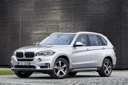 Car review: BMW X5 xDrive40e