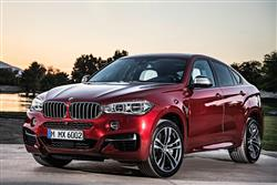 Car review: BMW X6