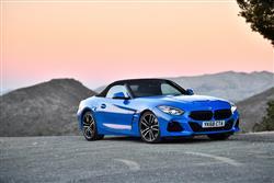 Car review: BMW Z4 sDrive20i