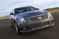 Car review: Cadillac CTS-V