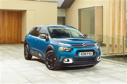 Car review: Citroen C4 Cactus PureTech 110