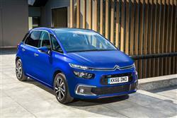 Car review: Citroen C4 Picasso BlueHDi 150