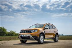 Car review: Dacia Duster