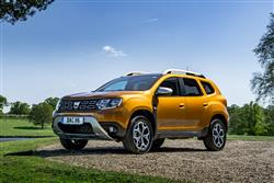 Car review: Dacia Duster 1.6 SCe 2WD