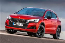 Car review: DS 4 Crossback
