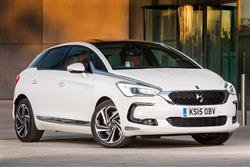 Car review: DS 5 Hybrid 4x4 200