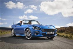 Car review: Fiat 124 Spider