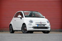 Car review: Fiat 500 C