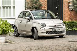 Car review: Fiat 500 Collezione