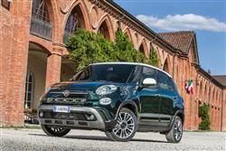 Car review: Fiat 500L Cross