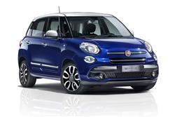 Car review: Fiat 500L Mirror