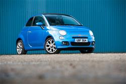 Car review: Fiat 500 0.9 TwinAir range