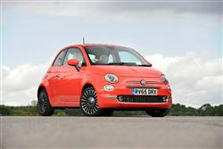 Car review: Fiat 500 0.9 TwinAir range