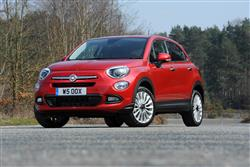Car review: Fiat 500X 2.0 Multijet II 140bhp