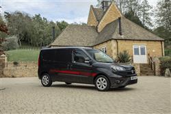 Van review: Fiat Doblo Cargo