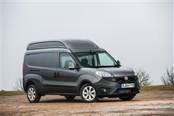 Van review: Fiat Doblo Cargo XL