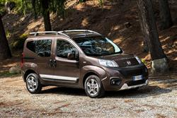 Car review: Fiat Qubo Trekking