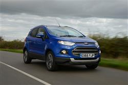 Car review: Ford EcoSport - Long Term Test 1