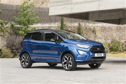 Car review: Ford EcoSport 1.0 EcoBoost 140PS