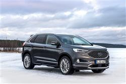 Car review: Ford Edge Vignale