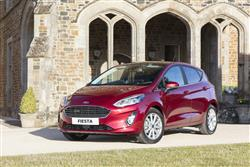 Car review: Ford Fiesta - Preview