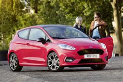 Car review: Ford Fiesta ST-Line