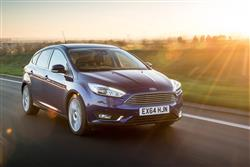 Car review: Ford Focus 1.5 TDCi