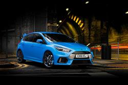 Car review: Ford Focus RS