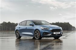 Car review: Ford Focus ST