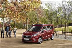 Car review: Ford Grand Tourneo Connect