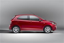 1.2 85 Zetec 5Dr Petrol Hatchback