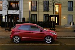 1.2 Zetec 5Dr Petrol Hatchback